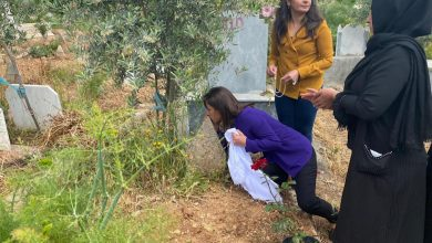 Photo of Meclisa Jinên HDP'ê û TJA'ê çûn ser gora dayika taybet înan