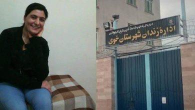 Photo of Zeyneb Celaliyan ji girtîgehê, birine cihekî nediyar