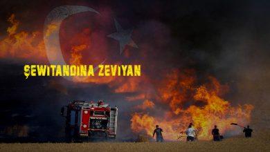 Photo of Dagirkeriya Tirk agir berda zeviyên Til Temir, Zirgan û Şêrawayê