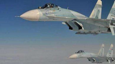 Photo of Pentagon: Li Deryaya Spî, 2 firokeyên Rûsî rêya droneke Amerîkî asteng kir.