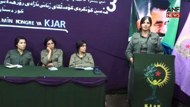 Photo of Bi tevlîbûna delegeyên ji tevahî qadan li çiyayên kurdistanê hat lidarxistin