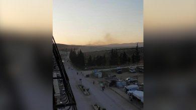 Photo of 2 teqîn, li cihên cuda yên Efrînê pêk hatin
