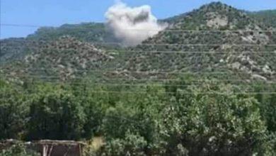 Photo of Dagirkeriya Tirk herêma Behdînanê bombebaran kir