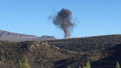 Photo of Artêşa Tirk a dagirker gundê Kêsteyan bi top û balafiran bombebaran kir