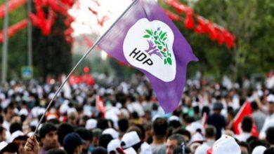 Photo of Dewleta Tirk meşa HDP'ê ya li dijî faşîzmê asteng dike