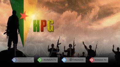 Photo of HPG: Li Heftenîn, Xakurkê û Çelê 4 leşker hatin kuştin