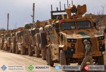 Photo of Dewleta Tirk 25 maşîneyên leşkerî yên din derbasî Idlibê kirin