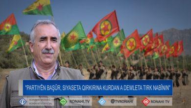 """Photo of """"Partiyên Başûr, siyaseta qirkirina Kurdan a dewleta Tirk nabînin"""""""