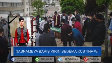 Photo of AKP'ê nasnameya Bariş kirin sedema kuştina wî