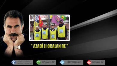 "Photo of Nobeta ""Azadî ji Ocalan re"" 417 hefte li dû xwe hişt"