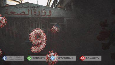 Photo of Wezareta Tenduristiyê ya Şamê: 9 kesên din bi vîrûsê ketin
