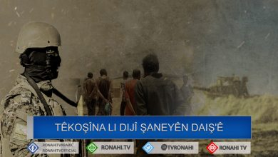Photo of Operasyona li dijî şaneyên veşartî ên DAIŞ'ê