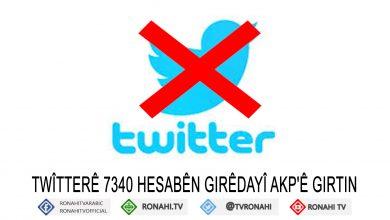 Photo of Li Tirkiyê 7340 hesabên Twîtterê girêdayî AKP'ê hatin girtin