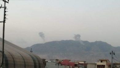 Photo of Balafirên şer ên dagirkeriya Tirk gundekî ser bi Zaxo ve bomberdûman kir