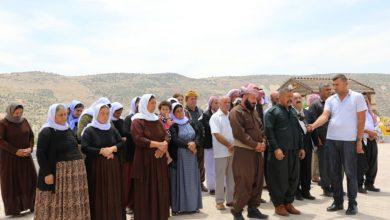 Photo of Xelkê Şingalê: Em ê şopdarê riya şehîd Qasim bin