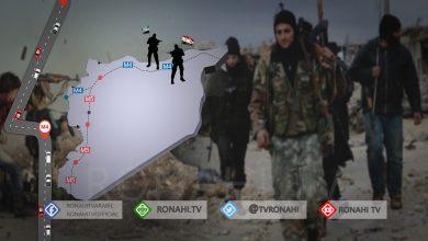 Photo of Li ser rêya M4, navbera hêzên hikûmeta Şamê û çeteyan şer derket