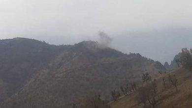 Photo of Balafirên dewleta Tirk, herêma Dêrelokê bombebaran kir