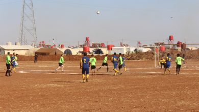 Photo of Tûrnûvaya footballê li Şehba bi beşdarîya 8 tîman dest pê kir