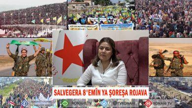 Photo of Foza Yûsiv: Şoreşa Rojava ronensa Rojhilata Navîn e