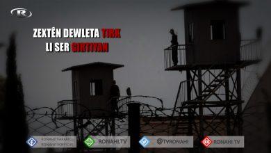 Photo of Parêzer Yildiz: Ceza li ser ceza û tecrîd li ser tecrîdê pêk tên