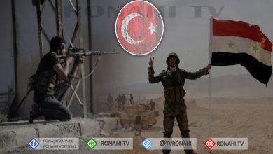 Photo of Hêzên hikûmeta Şam û çeteyên Tirkiyê deverên hev topbaran kirin