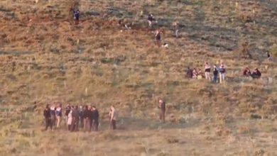 Photo of Li Wanê balafireke keşfê ket xwarê û 2 pîlot 7 polîsên Tirk mirin.