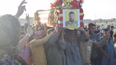 Photo of Şervanê QSD'ê Welat li Kobanê hat oxirkirin
