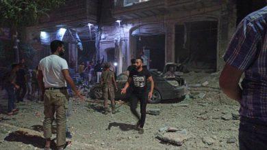 Photo of Balafireke nenas bajarê Babê yê dagirkirî bombebaran kir