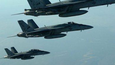 Photo of Iraq..Balafirên Koalisyona Navdewletî 3 şkeftên DAIŞ'ê kirin hedef