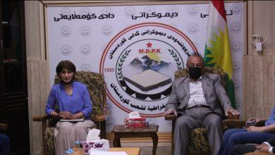 Photo of Derveyî PDK'ê partiyên Başûr li ber dagirkeriyê rabûn