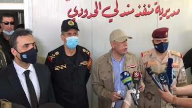 Photo of Mistefa Kazimî Deriyê sînor ê Mendelî yê di navbera Iraq û Îranê de vekir