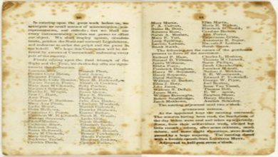 Photo of Di 19'ê Tirmeha 1848'an de yekemîn danezana mafê jin hate nivîsandin