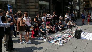Photo of Ji bo piştgiriya Dayikên Aştiyê li Viyanayê çalakî hat lidarxistin
