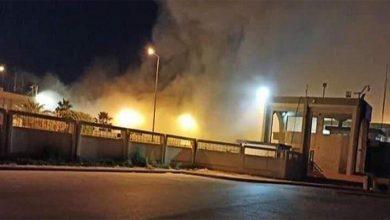 Photo of Li balafirgeha Misratayê ya Lîbyayê şewat derket