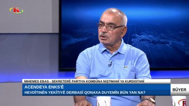 Photo of Mihemed Ebas: Qonaxa duyemîn a xebatên Kurdî sekiniye