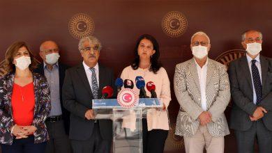 """Photo of Ji HDP'ê """"Danazana banga ji bo Aştiyê"""""""