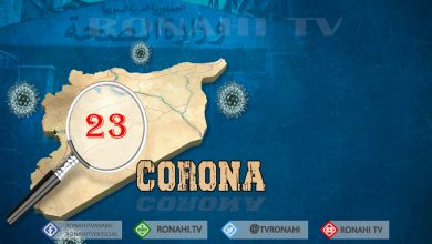 Photo of Li herêmên hikûmeta Şamê 23 kesên din bi Coronayê ketin