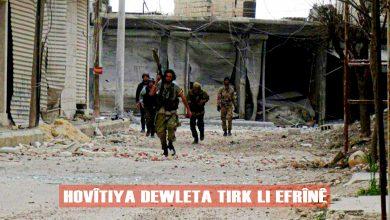 Photo of Hovîtiya dewleta Tirk li Efrînê