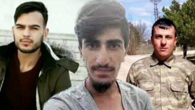 Photo of Di sê mehan de mirina biguman a sê leşkerên Kurd