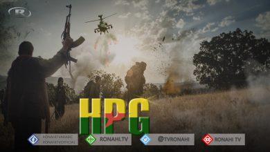 Photo of HPG: Li Heftenîn û Metînayê 2 dagirker hatin kuştin