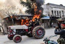 """Photo of """"Milîsên bi ser Tirkiyê ve rêzesûc li bakur û rojhilatê Sûriyê pêk anîn"""""""