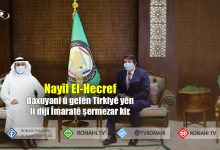 Photo of Meclisa Hevkariyê ya Kendavê daxuyaniyên Tirkiyê yên li dijî Îmaratê şermezar kir