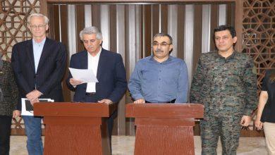 Photo of Qonaxa duyem a hevdîtinên partiyên Kurdî dest pê kiriye