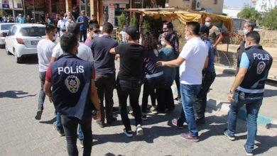 Photo of Polîsan li Xelfetiyê êrîşê HDP'yîyan kir