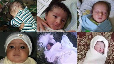Photo of Zêdetirî 43 zarokên dergûşê li Sûrî hatine avêtin, sedem jî birçîbûn e