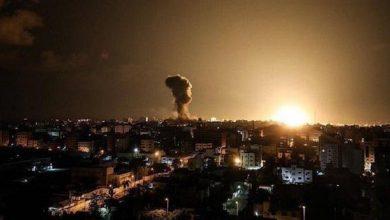 Photo of Artêşa Îsraîlê hin baregehên Hemasê bombebaran kirin