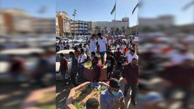 Photo of Gelê Lîbî careke din li dijî Wîfaqê daket qadan