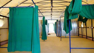 Photo of Di kampa Mehmûdlî de navendek karantînayê tê avakirin