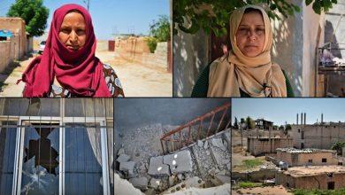 Photo of Şêniyên Zirganê: Her kes dizane em sivîl in, lê dîsa jî me topbaran dikin
