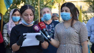 Photo of Şêniyên Wargeha Mexmûrê tecrîda li ser Rêber Ocalan şermezarkirin